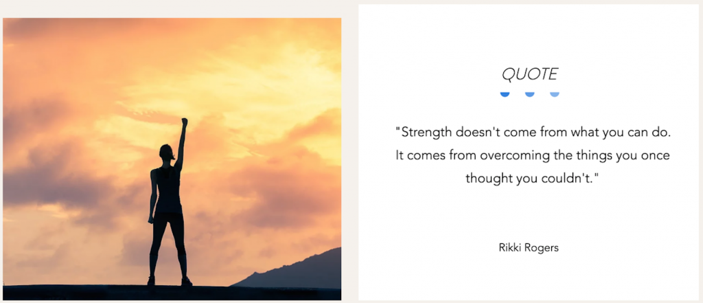 Quote Strength